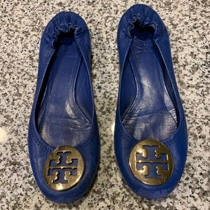 Shoes - Tory Burch Reva Flats
